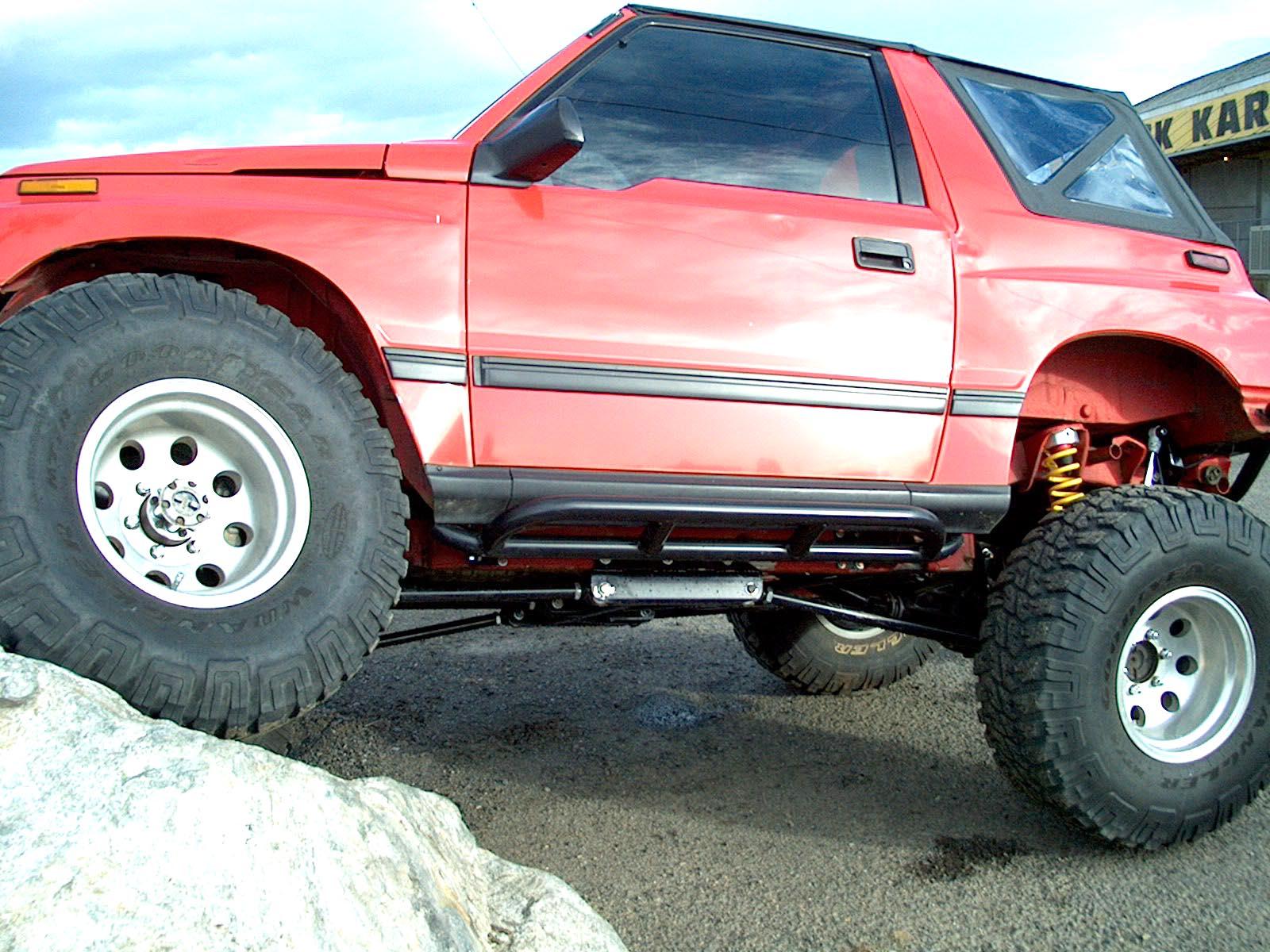 Used Suzuki Sidekick Parts