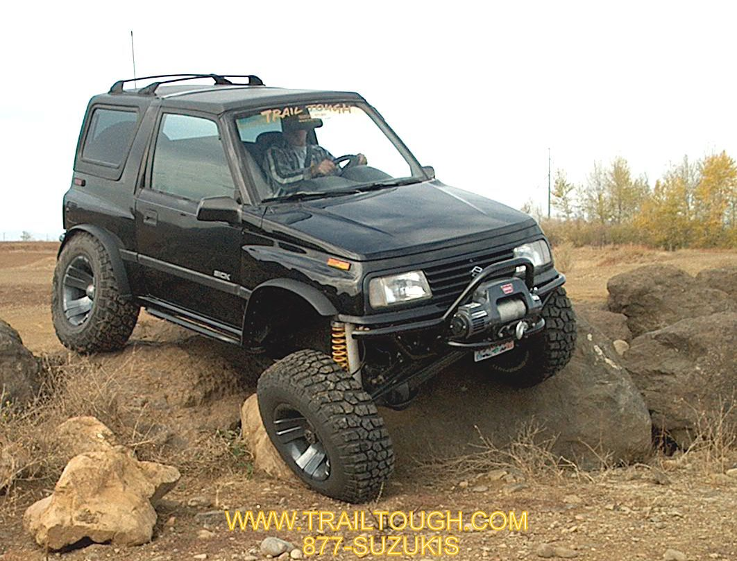 Trail Tough – The Best Hardcore 4×4 Parts & Accessories For